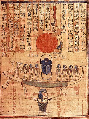 Egyptian Mythology Wikipedia