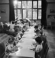 Nursery For Working Mothers- the work of Flint Green Road Nursery, Birmingham, 1942 D9068.jpg