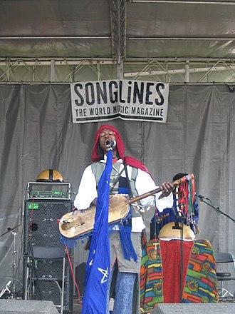 Nuru Kane - Nuru Kane at Africa Oyé 2006