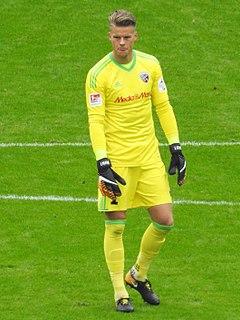 Ørjan Nyland Norwegian footballer