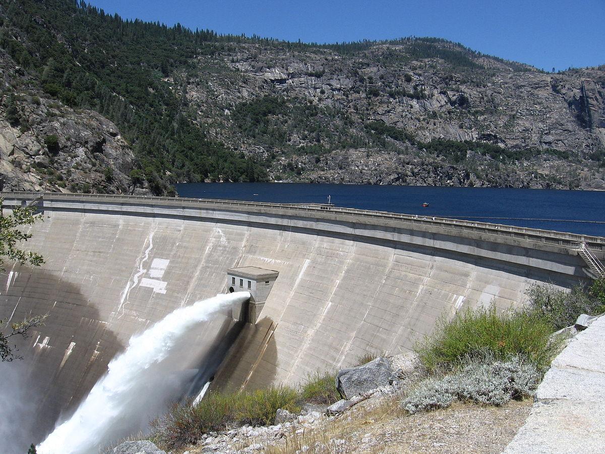 O'Shaughnessy Dam (California) - Wikipedia