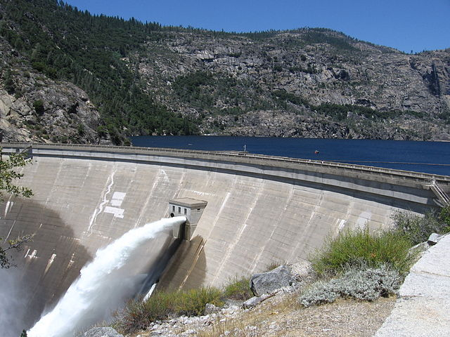 "SF Voters say ""No"" to Hetch Hetchy"