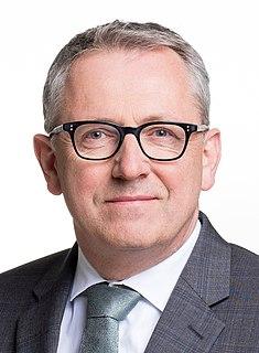 Peter Kurz German politician; Lord major of Mannheim