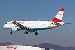 OE-LBS A320 Austrian BCN02.jpg