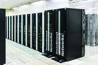 Ohio Supercomputer Center - The Oakley Cluster provides clients with a total peak performance of 154 Teraflops of computing power and 4 gigabytes of memory per core.