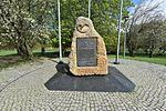 Obelisk lotnisko mokotowskie Pole Mokotowskie.jpg
