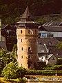 Oberwesel - Der Haags Turm war ein Teil der Stadtmauer - panoramio.jpg