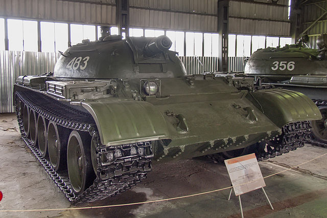 File:Object 483 in the Kubinka Museum.jpg - Wikimedia Commons Объект 477 Молот