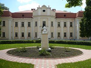 Józef Fontana - Palace in Obroshyne