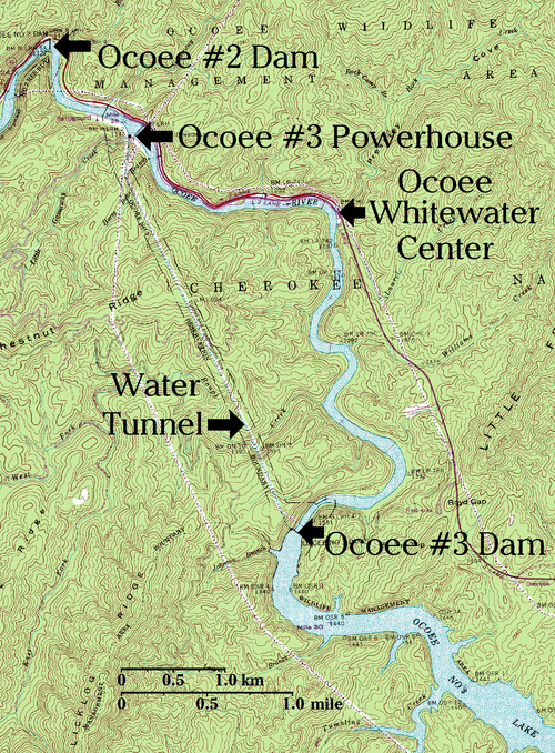 Ocoee Whitewater Center Wikiwand