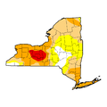 October 4, 2016 New York drought US Drought Monitor.png
