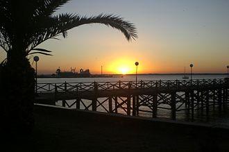 Nueva Palmira - Image: Odacir Ar 128