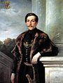 Oeconomo Portrait of János Bornemisza 1846.jpg