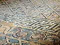 Ohrid Plaošnik Basilika 1 - Mosaik 2.jpg