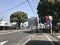 Oita Prefectural Road No.48 near Hita Station.jpg