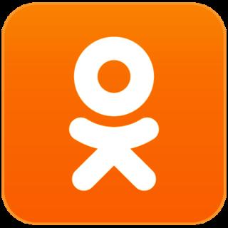 Odnoklassniki social networking service