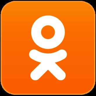 """Odnoklassniki - Logo """"Odnoklassniki"""""""