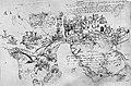 Old Älvsborg Castle under siege in 1502, Västergötland, Sweden (8588731211).jpg