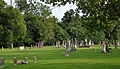 Old First Presbyterian Church grounds and Old City Cemetery.JPG