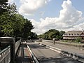 Old Wey Bridge (at Weybridge Surrey) - panoramio.jpg