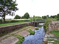 Old double lock, Sankey Canal.jpg