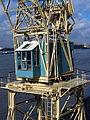 Old port cranes at Port of Antwerp, pic-024.JPG