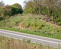 Old railway, Fosse Way, Offchurch - geograph.org.uk - 1268662.jpg