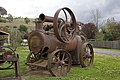 Old steam engine at the Stoke Stable Museum.jpg
