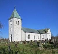 Oppmanna kyrka 1, mars 2014.jpg