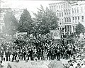 Orange Parade in Gore Park, 1870s. (14001002628).jpg