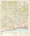Ordnance Survey One-Inch Sheet 182 Brighton & Worthing, Published 1960.jpg