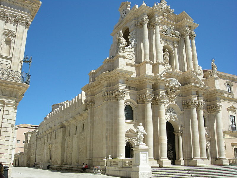 Duomo of Syracuse