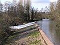 Osbaston Weir on the River Monnow - geograph.org.uk - 1080936.jpg