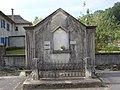 Ossas (Ossas-Suhare, Pyr-Atl, Fr) war memorial.JPG