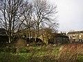 Outbuilding in field off Cowrakes Road, Lindley - geograph.org.uk - 289158.jpg