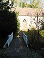 Over the bridge and to the church - geograph.org.uk - 687742.jpg