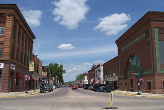 Owatonna, Minnesota - Downtown Owatonna