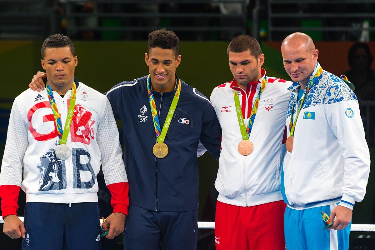 Boxing At The 2016 Summer Olympics Men S Super