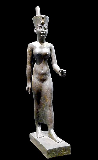 Neith - Louvre Statuette of Neith