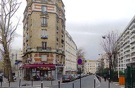 Rue Des Chaufourniers Wikip 233 Dia