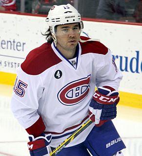 P. A. Parenteau Canadian ice hockey player
