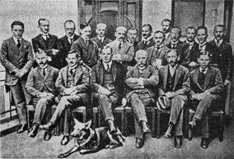 Upper Silesia plebiscite - Members of the Polish Plebiscite Committee