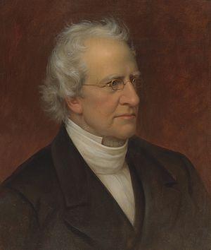 Charles Hodge - Hodge, circa 1850–60