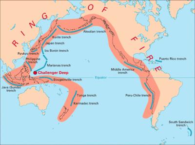 Ceinture De Feu Du Pacifique Explication Essay - image 3