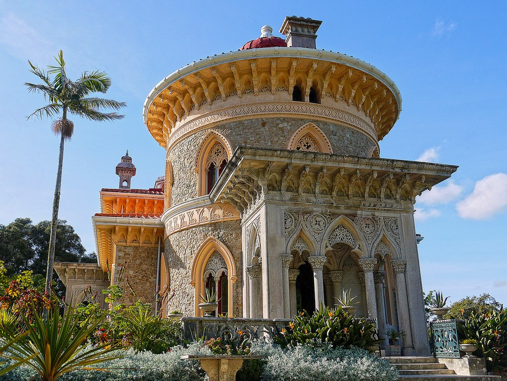 Palacio de Monserrate à Sintra - Photo de kkmarais.