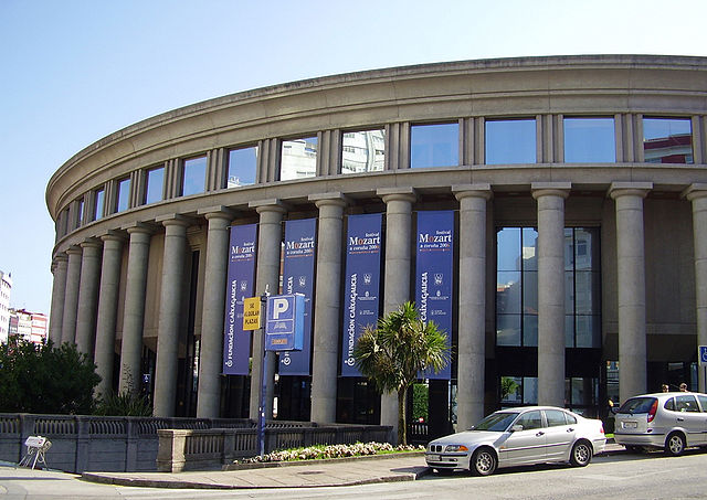 Palacio de la Opera