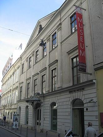 Jewish Museum Vienna - Jüdisches Museum Wien in the Palais Eskeles