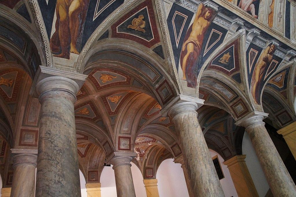 Palazzo Giacomo Lomellini à Gênes - Photo de Superchilum