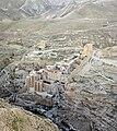 Palestine-2013-Aerial-Mar Saba Monastery.jpg