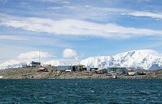 Palmer Station Antarctic base